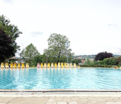 schwimmbad kloburg